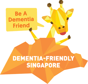 Dementia Friendly Singapore Logo