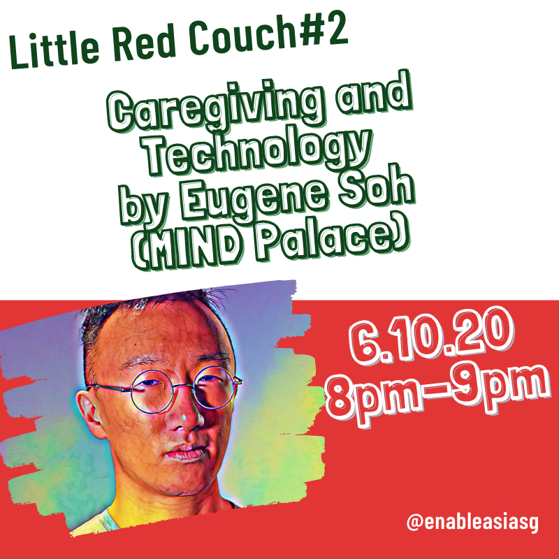 Little Red Couch#2: Caregiving and Technology