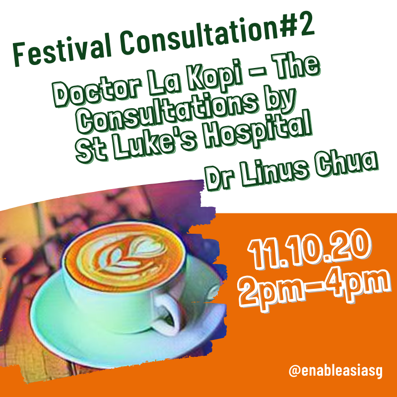 Festival Consultation#2: Doctor La Kopi - The Consultations